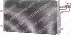 Delphi TSP0225520 - Skraplacz, klimatyzacja intermotor-polska.com