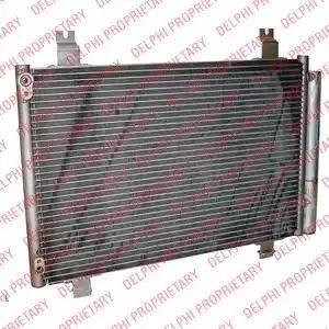 Delphi TSP0225622 - Skraplacz, klimatyzacja intermotor-polska.com