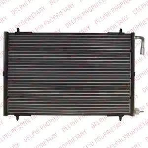 Delphi TSP0225199 - Skraplacz, klimatyzacja intermotor-polska.com