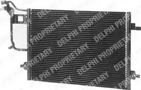 Delphi TSP0225184 - Skraplacz, klimatyzacja intermotor-polska.com