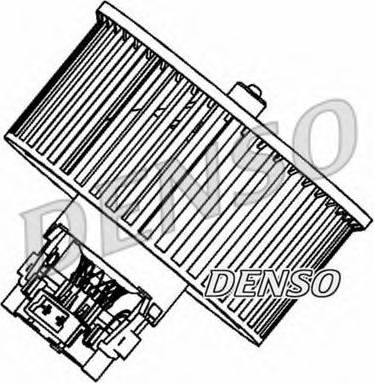 Denso DEA23006 - Wentylator wnętrza intermotor-polska.com