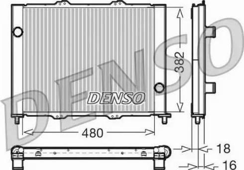Denso DRM23099 - Moduł chłodzący intermotor-polska.com