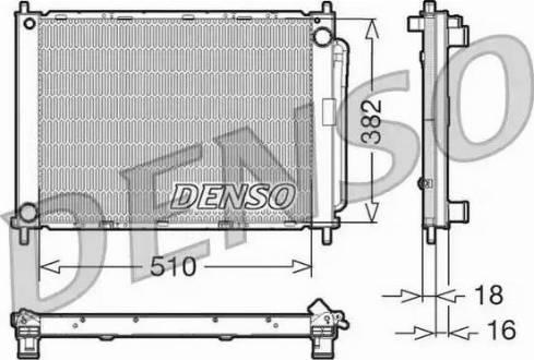 Denso DRM23100 - Moduł chłodzący intermotor-polska.com