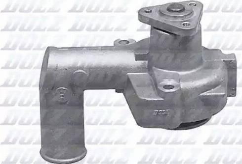 DOLZ F105 - Pompa wodna intermotor-polska.com
