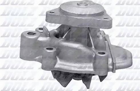 DOLZ H108 - Pompa wodna intermotor-polska.com