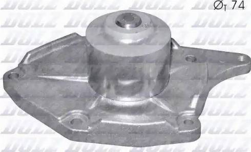 DOLZ R227 - Pompa wodna intermotor-polska.com