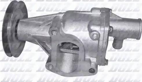 DOLZ S199 - Pompa wodna intermotor-polska.com