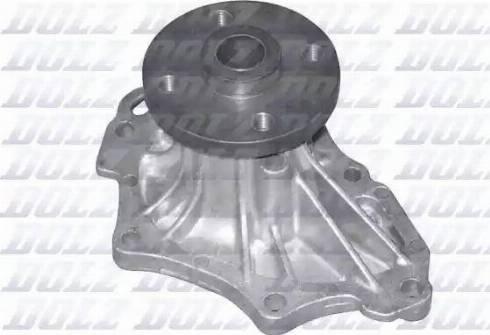 DOLZ T225 - Pompa wodna intermotor-polska.com