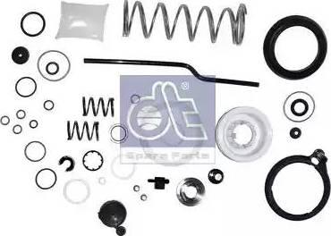 DT Spare Parts 4.90751 - Zestaw naprawczy, wspomaganie sprzęgła intermotor-polska.com
