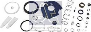 DT Spare Parts 4.91168 - Zestaw naprawczy, wspomaganie sprzęgła intermotor-polska.com