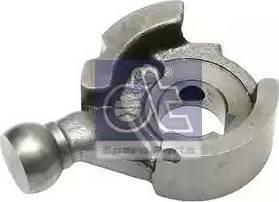 DT Spare Parts 4.60967 - Wspornik, mocowanie mechanicznej skrzyni biegów intermotor-polska.com