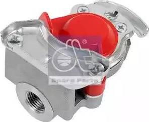 DT Spare Parts 4.60462 - Złącza przewodów intermotor-polska.com