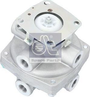 DT Spare Parts 4.60821 - Tłumik, system pneumatyczny intermotor-polska.com