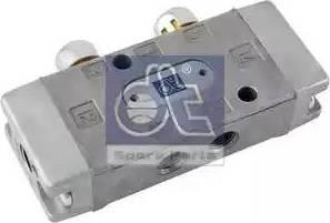 DT Spare Parts 4.61025 - Zawór, instalacja pneumatyczna intermotor-polska.com