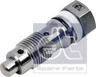 DT Spare Parts 4.68969 - Zawór, wspomaganie układu kierowniczego intermotor-polska.com