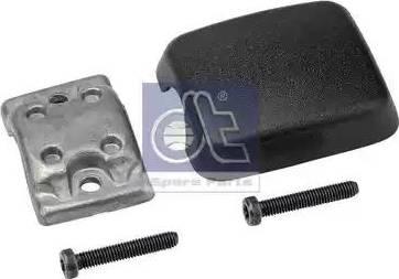 DT Spare Parts 4.63945 - Mocowanie, lusterko zewnętrzne intermotor-polska.com
