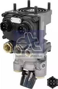 DT Spare Parts 4.63221 - Tłumik, system pneumatyczny intermotor-polska.com