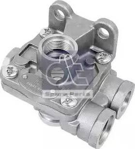 DT Spare Parts 4.62016 - Zawór sterujący naczepy intermotor-polska.com