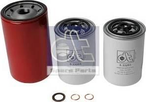 DT Spare Parts 6.91607 - Zestaw filtra intermotor-polska.com