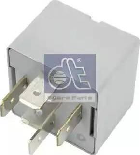 DT Spare Parts 6.81036 - Przekaznik systemu ostrzegawczego intermotor-polska.com
