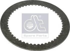 DT Spare Parts 1.14045 - Zestaw płytek ciernych, automatyczna skrzynia biegów intermotor-polska.com