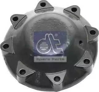 DT Spare Parts 1.16400 - Pokrywa, obudowa sprzęgła intermotor-polska.com