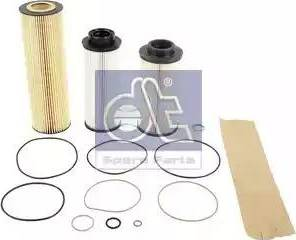 DT Spare Parts 1.34064 - Zestaw filtra intermotor-polska.com
