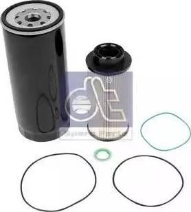 DT Spare Parts 1.34066 - Zestaw filtra intermotor-polska.com