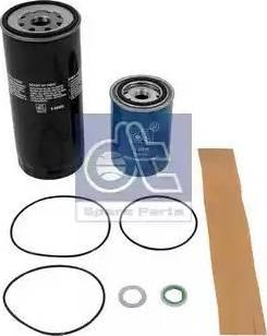 DT Spare Parts 1.34077 - Zestaw filtra intermotor-polska.com
