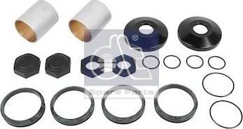DT Spare Parts 1.31973 - Zestaw naprawczy, dzwignia kierunkowa (prowadząca) intermotor-polska.com