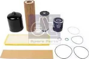DT Spare Parts 1.31472 - Zestaw filtra intermotor-polska.com