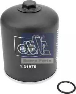 DT Spare Parts 1.31876 - Wkład osuszacza powietrza, instalacja pneumatyczna intermotor-polska.com