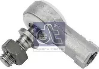 DT Spare Parts 1.25571 - Przegub kulowy, cięgno zaworu poduszki powietrznej intermotor-polska.com