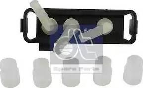 DT Spare Parts 1.22384 - Element ustalający, dostosowanie siedzenia intermotor-polska.com