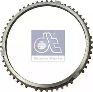 DT Spare Parts 3.51005 - Pierżcień synchronizatora, mech. skrzynia biegów intermotor-polska.com