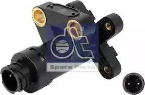 DT Spare Parts 3.65400 - Czujnik, poziom zawieszenia powietrznego intermotor-polska.com