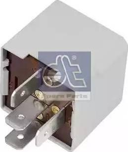DT Spare Parts 3.33081 - Rezystor szeregowy, układ zapłonowy intermotor-polska.com
