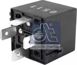 DT Spare Parts 3.33083 - Rezystor szeregowy, układ zapłonowy intermotor-polska.com