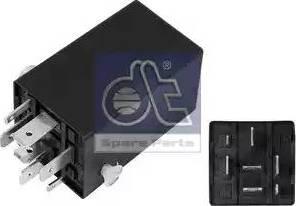 DT Spare Parts 3.33100 - Sterownik, układ kierowniczy ze wspomaganiem intermotor-polska.com
