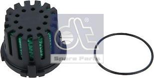 DT Spare Parts 3.75117 - Tłumik, system pneumatyczny intermotor-polska.com