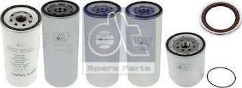 DT Spare Parts 2.91819 - Zestaw filtra intermotor-polska.com
