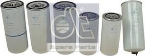 DT Spare Parts 2.91815 - Zestaw filtra intermotor-polska.com