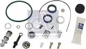 DT Spare Parts 2.93010 - Zestaw naprawczy, wspomaganie sprzęgła intermotor-polska.com