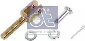 DT Spare Parts 2.93017 - Zestaw naprawczy, wspomaganie sprzęgła intermotor-polska.com