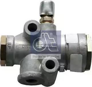 DT Spare Parts 2.44067 - Zawór, wspomaganie układu kierowniczego intermotor-polska.com