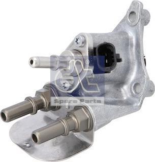 DT Spare Parts 2.14919 - Zawór przełączający, przesłona wydechu intermotor-polska.com