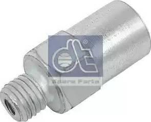 DT Spare Parts 2.12245 - Zawór, pompa paliwa intermotor-polska.com