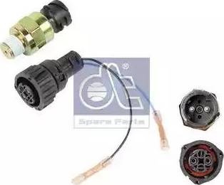 DT Spare Parts 2.27011 - Czujnik, system pneumatyczny intermotor-polska.com