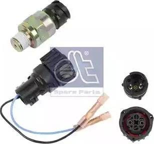 DT Spare Parts 2.27020 - Czujnik, system pneumatyczny intermotor-polska.com
