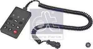 DT Spare Parts 7.80202 - Sterownik, zawieszenie pneumatyczne intermotor-polska.com